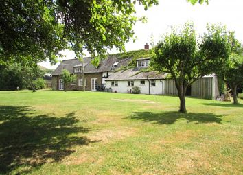 Thumbnail 5 bed detached house for sale in Church Stoke, Montgomery