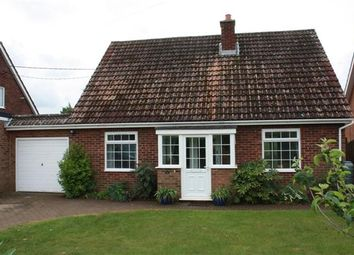 Thumbnail 2 bedroom detached house to rent in Marsh Lane, Hemingford Grey, Huntingdon
