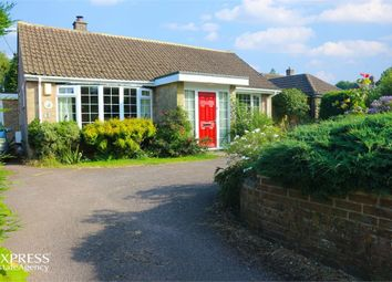 Thumbnail 3 bed detached bungalow for sale in The Street, Hawkinge, Folkestone, Kent