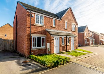 Thumbnail 3 bed semi-detached house for sale in Harley Head Avenue, Lightcliffe, Halifax
