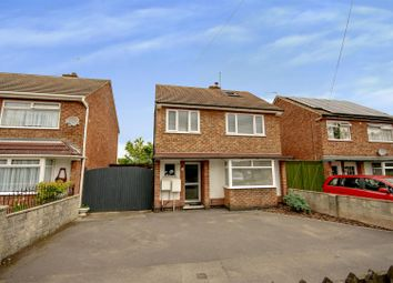 Thumbnail 3 bed detached house for sale in Belmont Avenue, Bulwell, Nottinghamshire