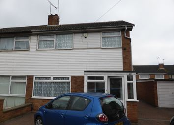 Thumbnail 3 bedroom semi-detached house to rent in Grange Road, Coventry