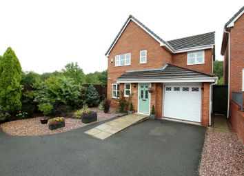 Thumbnail 4 bed detached house for sale in Moorland Heights, Biddulph, Stoke-On-Trent