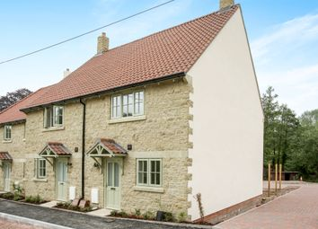 Thumbnail 2 bedroom end terrace house for sale in Factory Hill, Bourton, Gillingham