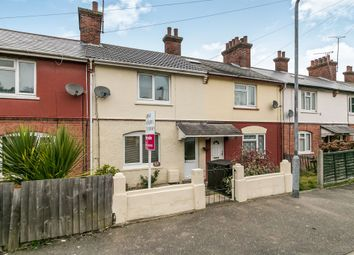 Thumbnail 2 bed terraced house for sale in Foster Road, Parkeston, Harwich