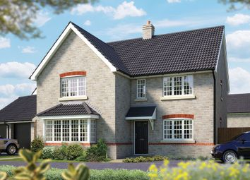 "Thumbnail 5 bed detached house for sale in ""The Arundel"" at Cleveland Drive, Brockworth, Gloucester"