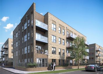 Thumbnail 1 bed flat for sale in Oxhey Drive, Watford