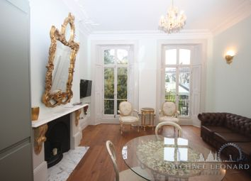 Thumbnail 2 bedroom flat to rent in Abbey Road, South Hampstead