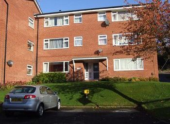 Thumbnail 2 bed flat to rent in Beech Farm Drive, Macclesfield, Cheshire