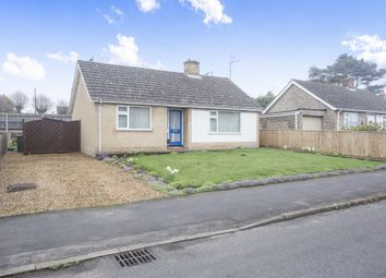 Thumbnail 2 bed detached bungalow for sale in Trafalgar Road, Downham Market