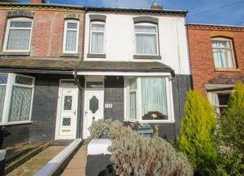 Thumbnail 3 bed terraced house for sale in Bucknall New Road, Hanley, Stoke-On-Trent