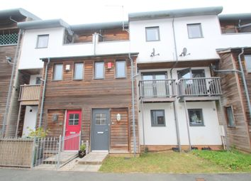 Thumbnail 4 bed terraced house for sale in Endeavour Court, Stoke, Plymouth