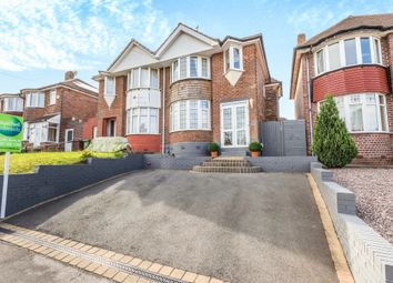 Thumbnail 3 bed semi-detached house for sale in Rangoon Road, Solihull