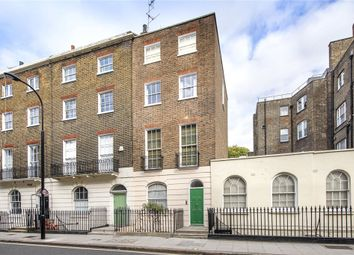 Thumbnail 3 bed flat for sale in Conway Street, London