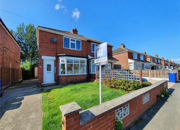 Thumbnail 3 bedroom semi-detached house for sale in Crompton Avenue, Doncaster