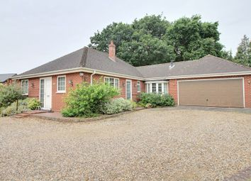 Thumbnail 3 bed detached bungalow for sale in Taverham Road, Taverham, Norwich