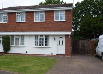 Thumbnail 2 bed property to rent in Michaelwood Close, Redditch