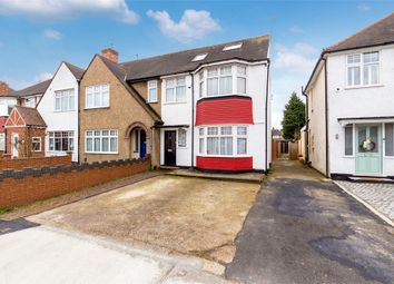 Thumbnail 4 bed end terrace house for sale in Merton Avenue, Uxbridge, Middlesex