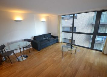 Thumbnail 2 bedroom flat to rent in City Road East, Manchester