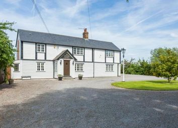 Thumbnail 4 bedroom detached house for sale in Horseman Side, Brentwood, Essex