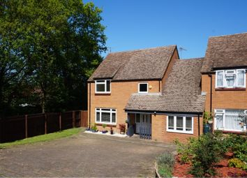 Thumbnail 4 bed detached house for sale in Peddlars Grove, Yateley