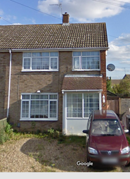 Thumbnail 3 bed semi-detached house to rent in Brunel Road, Luton