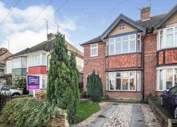 Thumbnail 4 bed semi-detached house for sale in Graham Gardens, Luton