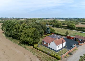 Thumbnail 2 bed bungalow for sale in Chapel Lane, Toynton All Saints, Spilsby