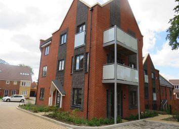 Thumbnail 2 bed flat for sale in Deyoung Way, High Wycombe