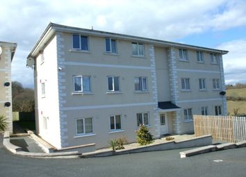 Thumbnail 2 bed flat to rent in Austin Crescent, Plymouth