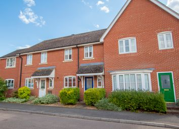 Thumbnail 3 bed terraced house for sale in Samian Close, Highfields Caldecote