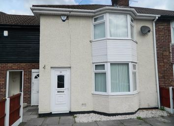 Thumbnail 3 bed terraced house to rent in Shortwood Road, Liverpool