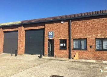 Unit 20 Barwell Business Park, Chessington KT9. Warehouse to let