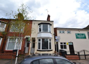 Thumbnail 4 bedroom end terrace house to rent in Barclay Street, Leicester, Leicestershire