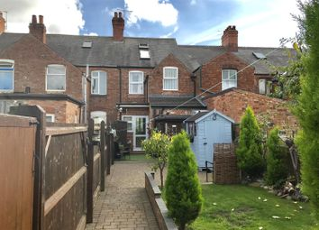 Thumbnail 4 bed terraced house for sale in Thorpe Road, Melton Mowbray