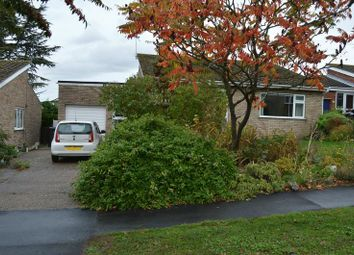 Thumbnail 3 bed detached bungalow for sale in Leicester Close, Washingborough, Lincoln