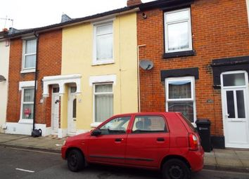 Thumbnail 2 bed terraced house for sale in Portsmouth, Hampshire, England