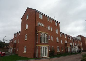 Thumbnail 2 bedroom flat to rent in Anglian Way, Stoke Village