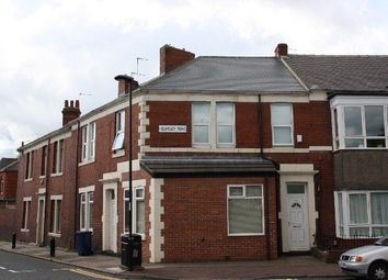 Thumbnail 2 bed flat to rent in Helmsley Road, Sandyford, Tyne And Wear
