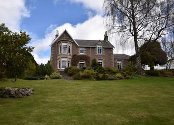Thumbnail 5 bed detached house for sale in Gordon Road, Crieff