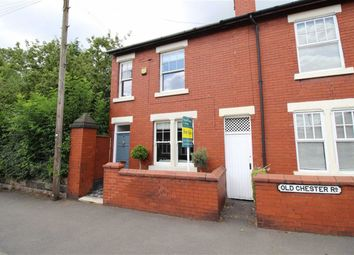 Thumbnail 3 bed end terrace house for sale in Old Chester Road, Chester Green, Derby