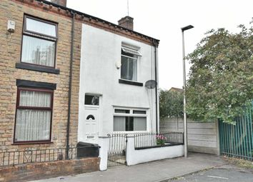 Thumbnail 2 bed end terrace house for sale in Selwyn Street, Leigh