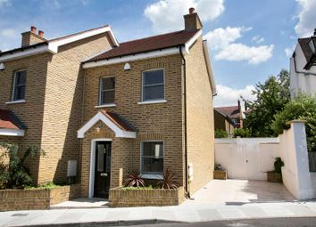 Thumbnail 3 bed end terrace house for sale in Stanley Road, East Sheen