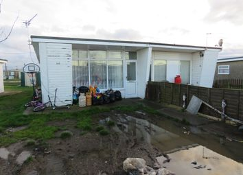 Thumbnail 2 bed semi-detached bungalow for sale in Bel Air Chalet Estate, St. Osyth, Clacton-On-Sea