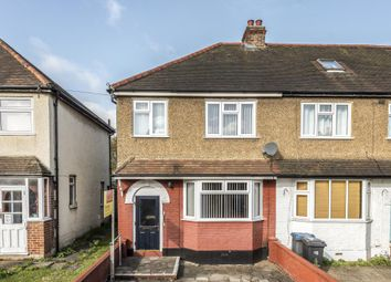 Thumbnail 3 bed end terrace house for sale in Surbiton, Surrey