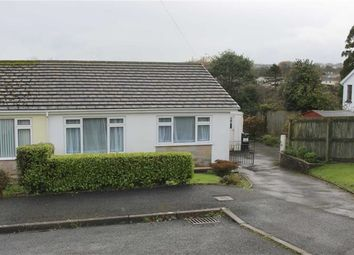 Thumbnail 2 bed semi-detached bungalow for sale in Scandinavia Heights, Saundersfoot