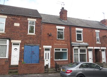 Thumbnail 3 bed terraced house for sale in Gateford Road, Worksop
