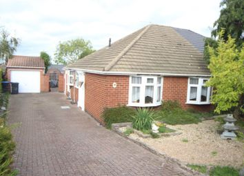 Thumbnail 2 bed semi-detached bungalow for sale in Sherwood Road, Stoke Golding, Nuneaton