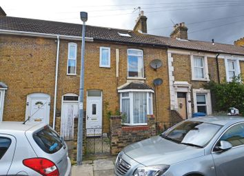 Thumbnail 4 bed terraced house for sale in Harold Road, Sittingbourne