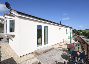 Thumbnail 1 bed mobile/park home for sale in Totnes Road, Paignton